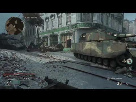 [Call of Duty WWII] FFA-How to choke a perfect 30-0 (still V2 Rocket ...)