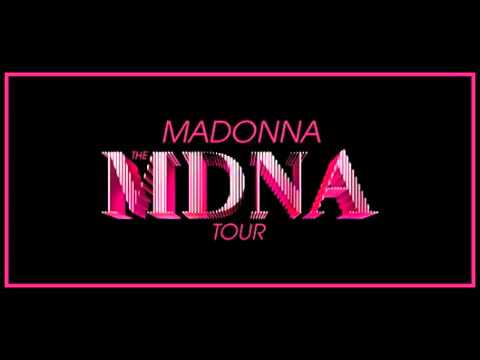 Madonna  Justify my Love Interlude Tour MDNA DVD Studio Version