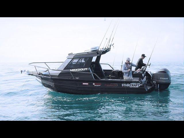 Stabicraft 2250 Centrecab - Whakatāne NZ Fishing