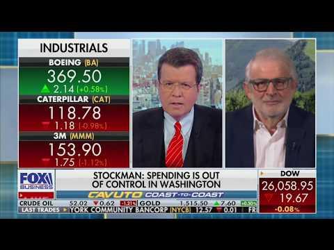 Stockman: We're Heading