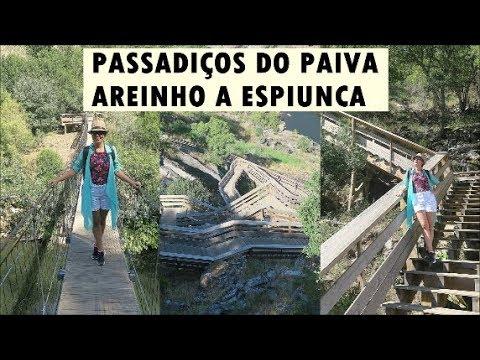PASSADIÇOS DO PAIVA- AREINHO A ESPIUNCA
