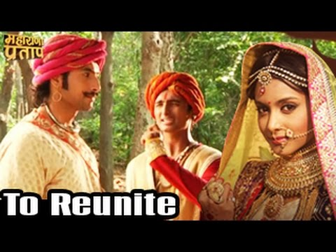 Bharat Ka Veer Putra Maharana Pratap 13th October 2014 Episode 294 – Pratap & Ajabde RE UNITES