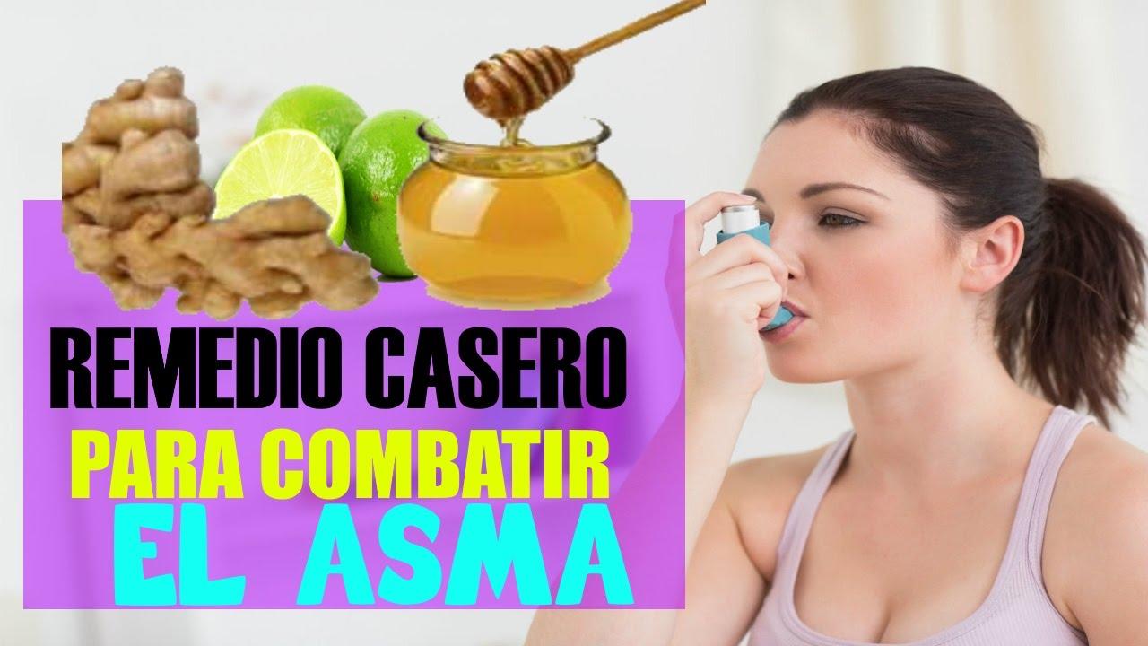 REMEDIO CASERO PARA CURAR EL ASMA, Recuerda que aunque tengas asma, - YouTube
