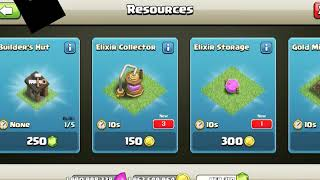 Coc Hack (Clash of clans)  link at 12 Subs