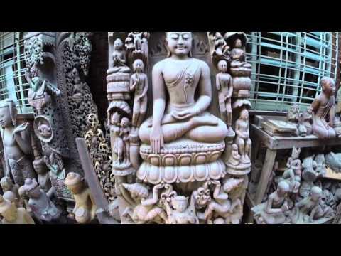Burma/ Myanmar 360 Selfie