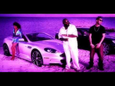 Aston Martin Music Chopped and Slowed - DJ Eddie M. - Rick Ross, Drake, Chrisette Michele