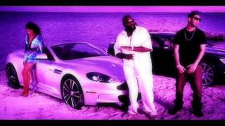Aston Martin Music Chopped and Slowed - DJ Eddie M. - Rick Ross, Drake, Chrisette Michele