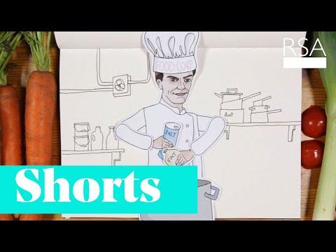 Michael Pollan on Cooking