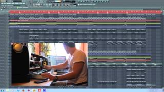 housedance beat beat making video fl studio 11 jenasbeats