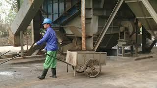 Công nghệ xử lý rác thải theo công nghệ lò đốt rác thải sinh hoạt có thu hồi nhiệt