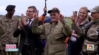 Jenna Bush Hager Thinking About Her Grandpa On D-Day Anniversary | TODAY