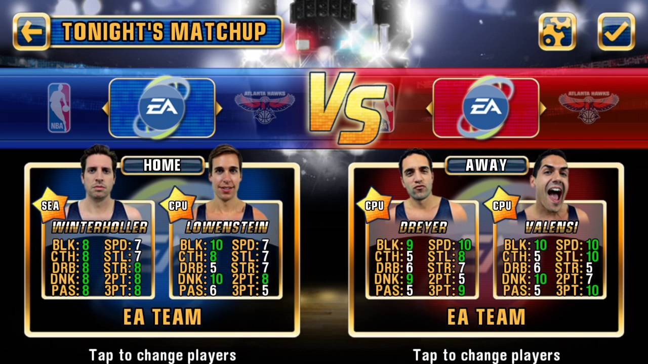How To Get Ea Team In Nba Jam Youtube