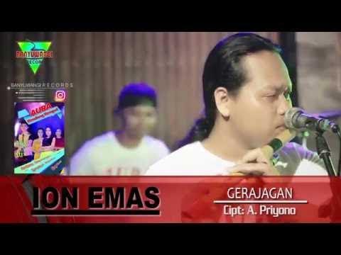 ION EMAS -  GERAJAGAN versi kendang kempul Klasik (Official Video)
