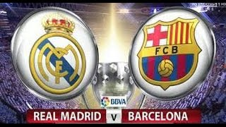 FIFA 14 with FIFA 16 patch gameplay pc el clasico 2 own goals omg RMA vin 2-0