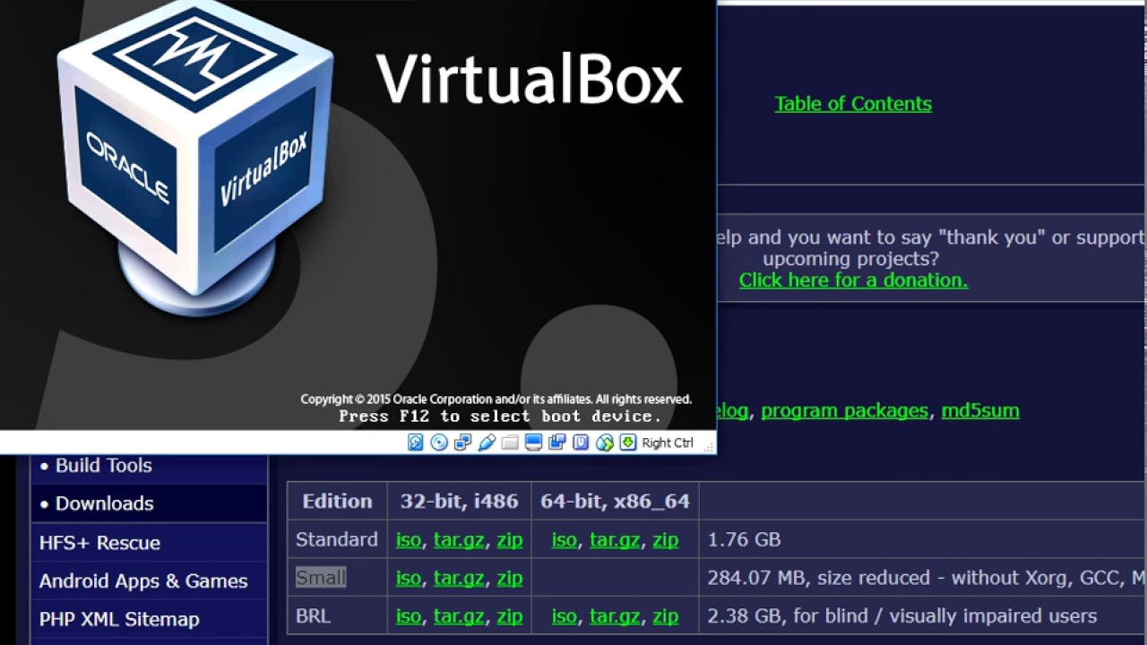how to boot from usb in virtualbox youtube