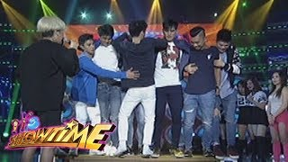 It's Showtime Cash-Ya: Team Vice Ganda on their 'buwis buhay' challege