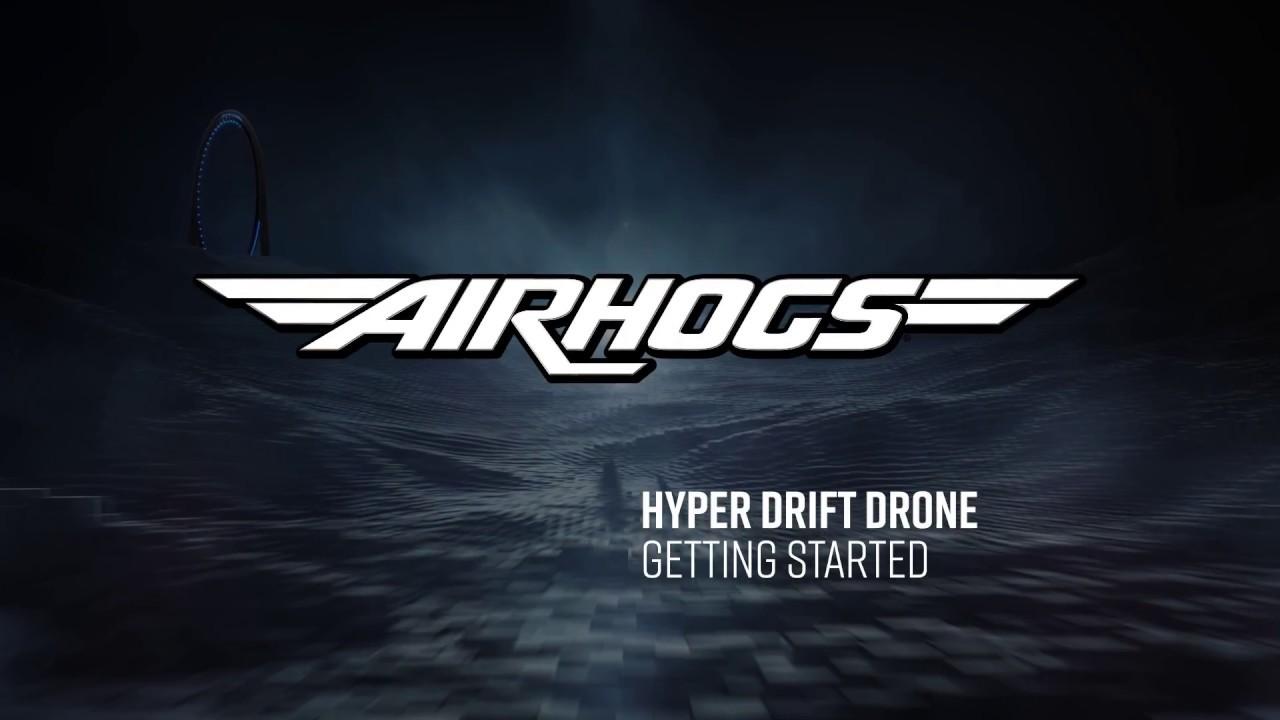 Air Hogs Hyper Drift Drone
