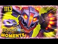 That Is One BEEFY Turn Hearthstone Daily Moments Ep 1113 mp3