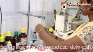 transformer oil testing laboratory