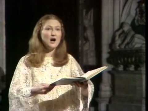GEORGE FRIDERIC HANDEL  &  EMMA KIRKBY   MESSIAH    If God be for us