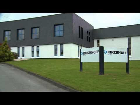 Arndt G. Kirchhoff, CEO Kirchhoff