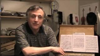 Raphael Wallfisch talks about the dAlbert cello concerto YouTube Videos