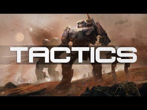 BattleTech - The Art of Mech War