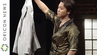 チャンネル登録:https://goo.gl/U4Waal EXILE・TAKAHIROが舞台『MOJO(...