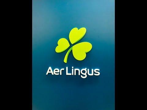 Aer Lingus Business class experience (Dublin to New York JFK)