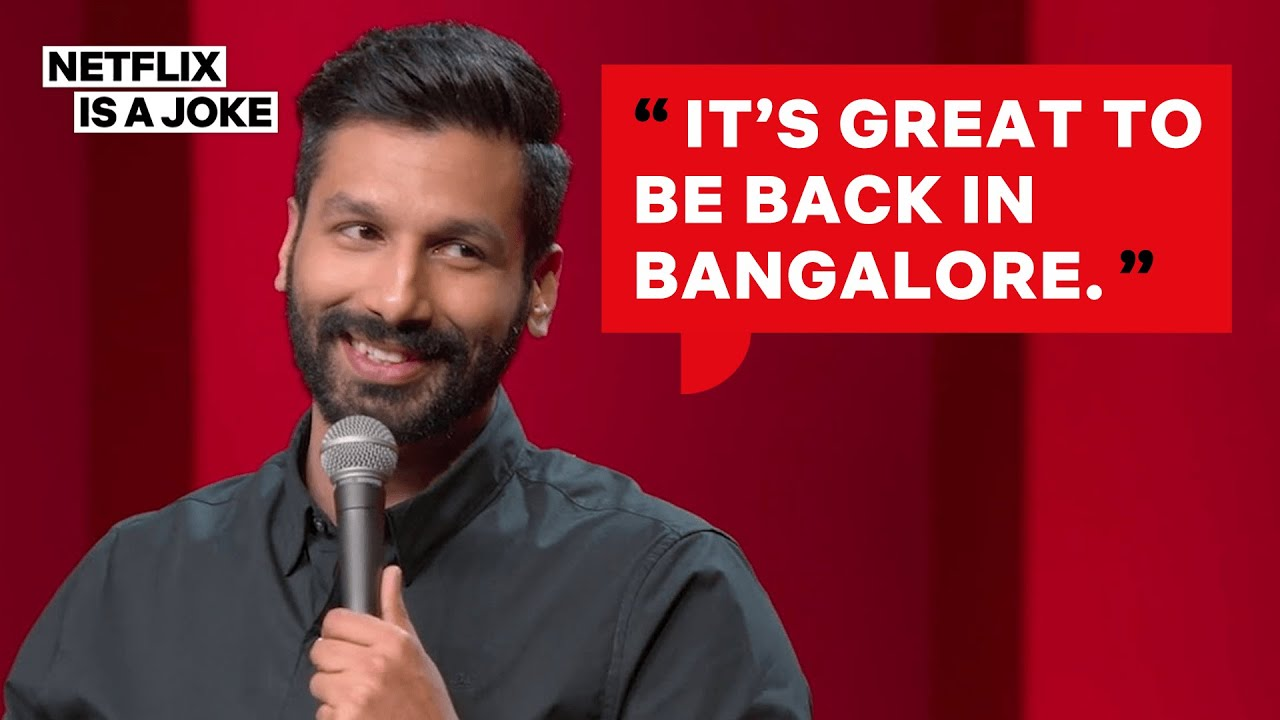 Kanan Gill on The Difference Between Indian Small Talk and American Small Talk