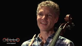 Matthew Barley in Cello Unwrapped