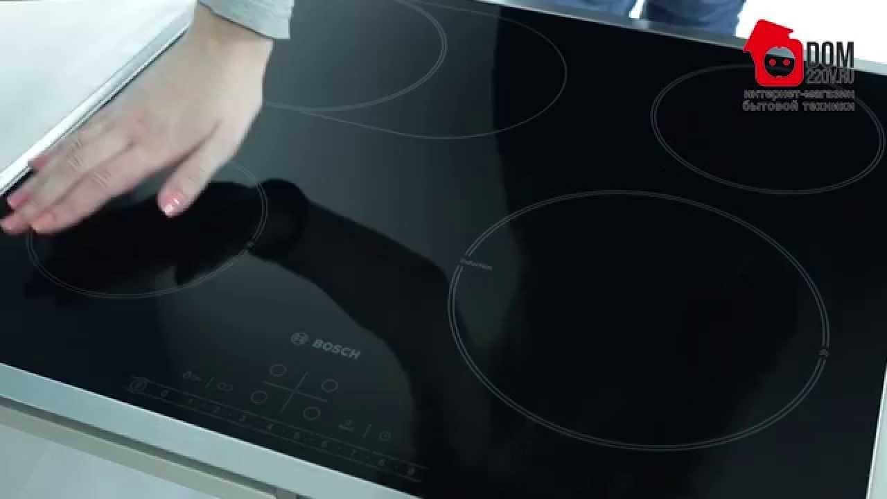 Как подключить электро-плиту (варочная поверхность) ремонт - YouTube