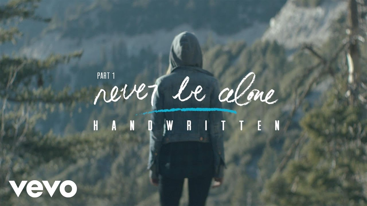 Shawn Mendes Never Be Alone Youtube