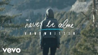 Never Be Alone Shawn Mendes