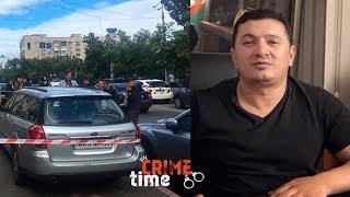 В Киеве убили азербайджанца, связанного с украинским партнером Гули