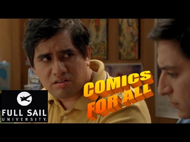COMICS FOR ALL (Clips)