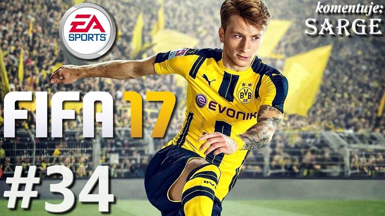 Zagrajmy w FIFA 17 [60 fps] odc. 34 – Bramek ci u nas dostatek | Droga do sławy