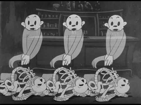 Betty Boop - Minnie The Moocher - 1932 HD