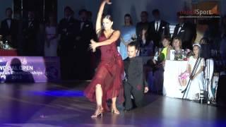 Антон Карпов - Елена Хворова, Showcase 3