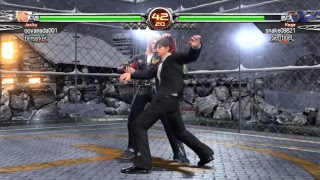 Virtua Fighter 5 Final Showdown - PS3 Rank Match