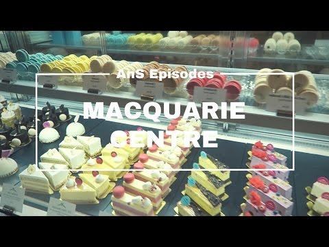 Sydney Vlog - LUNCH & DESSERT - MACQUARIE CENTRE & FAREWELL (EP 23)