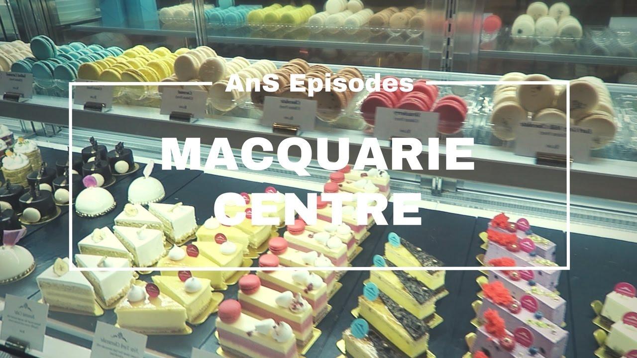 macquarie centre shoe shops