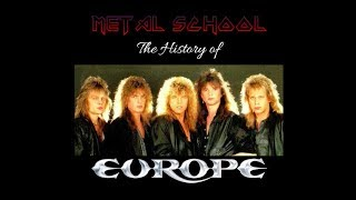 The History of Europe (the band, not the continent)