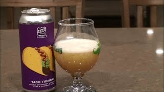 Taco Tuesday -- 450 North Brewing Company