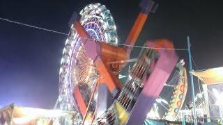 Mahim Ka Mela (Fair) | Giant / Ferris Wheel Funfair & Amusement Rides Total Fun | India [1080p]
