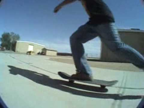 Red Mesa High School Skate Club Montage