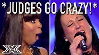 Download *MUST SEE AUDITION!* Sami Brookes Blows The Judges Away With INCREDIBLE Audition! | X Factor Global Mp3 and Videos