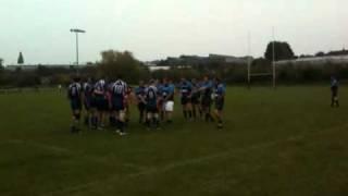 Evesham 1st XV v keresley RFC