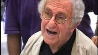 Ailing SOUPY SALES meets BUDDY HACKETT at autograph collector show - 2001