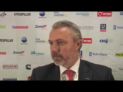 René Kofod-Olsen, CEO, Topaz Energy and Marine at the Annual OSJ conference